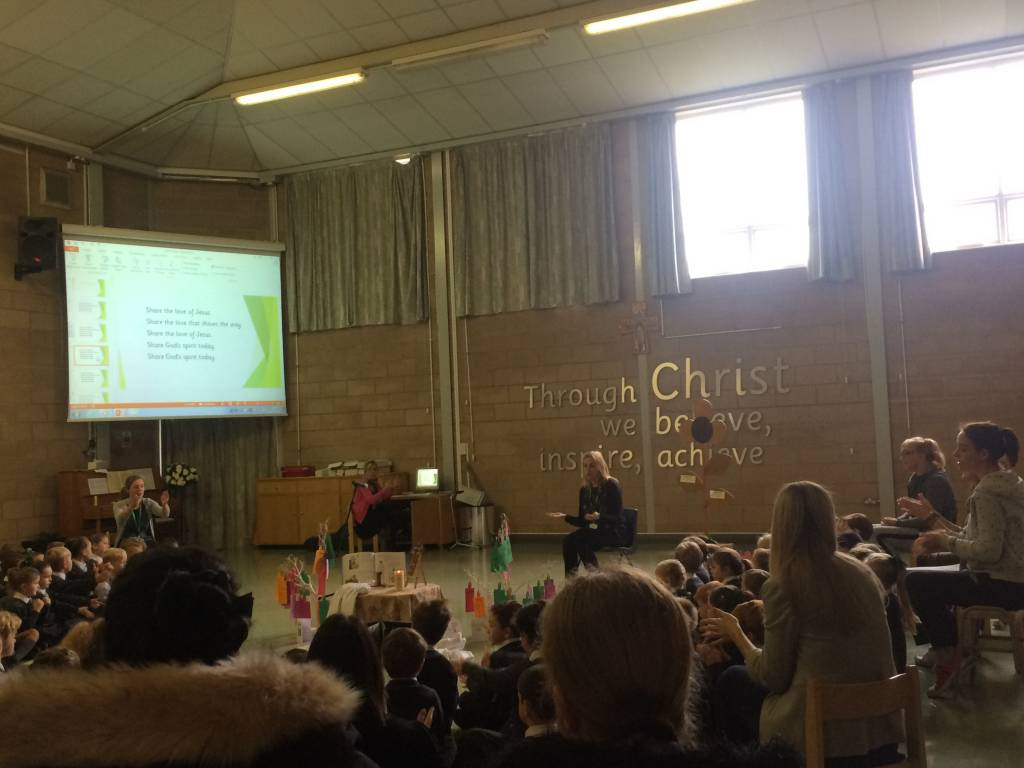 End of Topic Assembly – Wednesday 9th November 2016