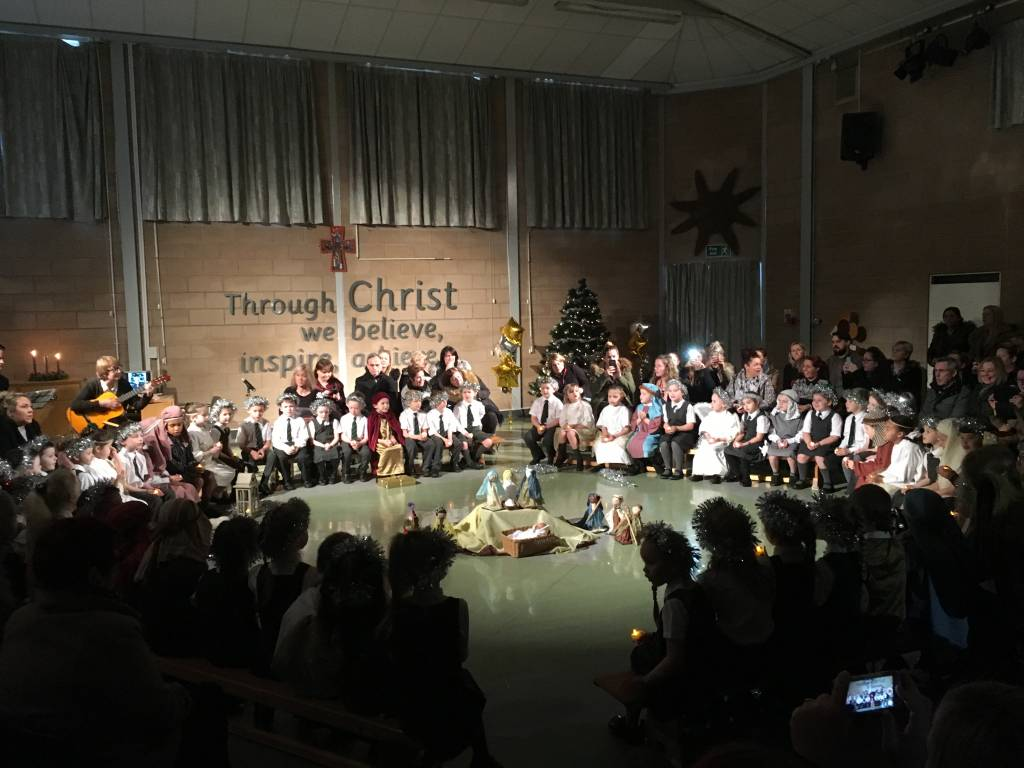Amazing Christmas Assembly by Year 2