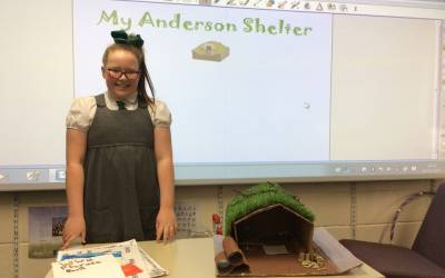 Our Incredible Anderson Shelters!