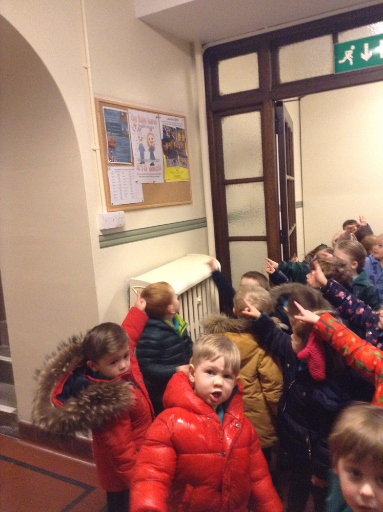 Nursery Church Visit - English Martyrs Catholic Primary School