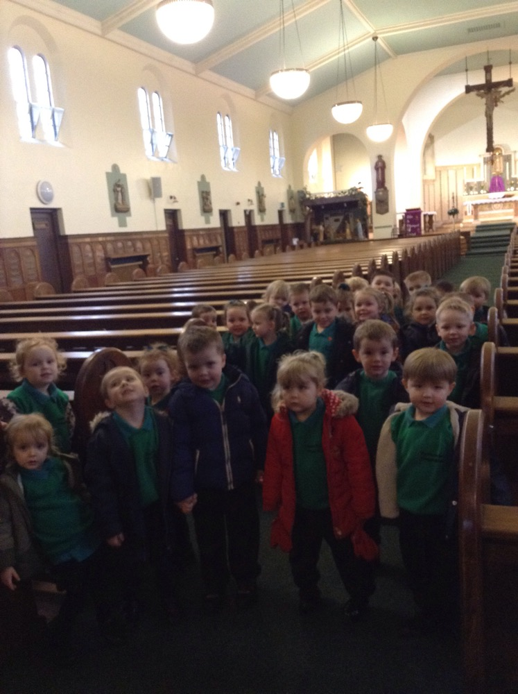 Nursery Church Visit (afternoon)