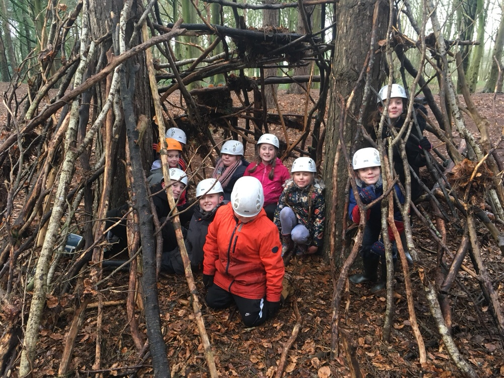 Shelter Building at CHET