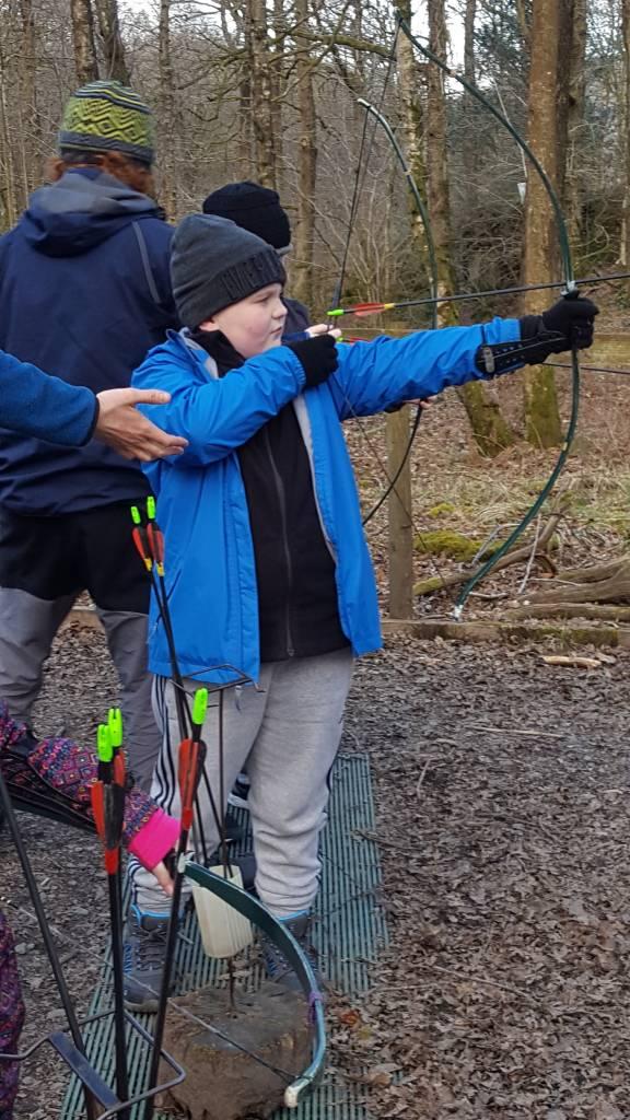Team 4 Archery
