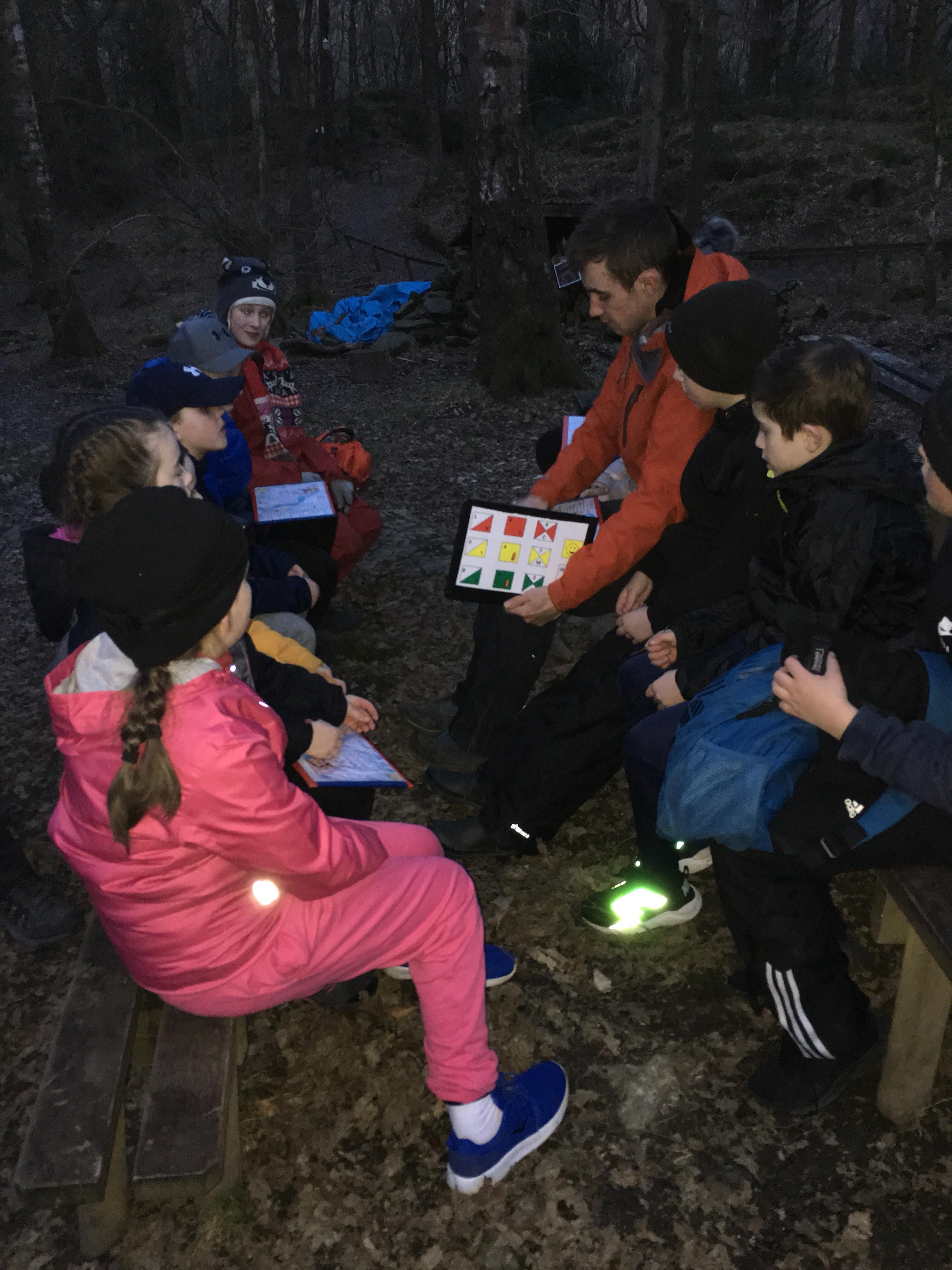 Group 2 Orienteering