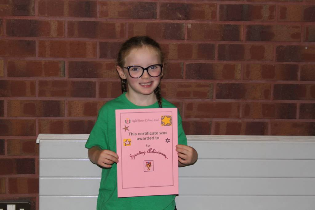 Sports Star of the Week 12.10.18