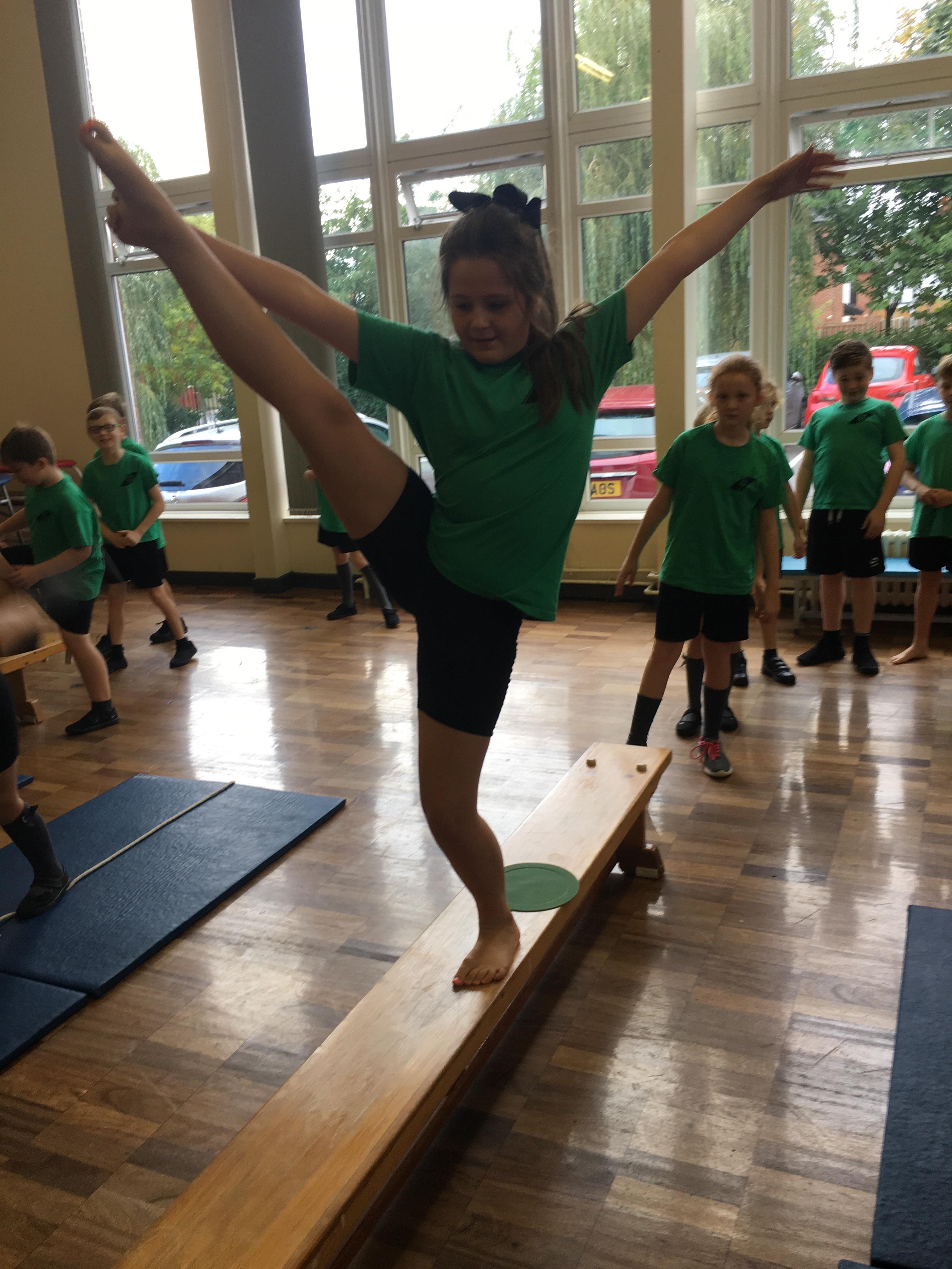 Year 5 – Gymnastics