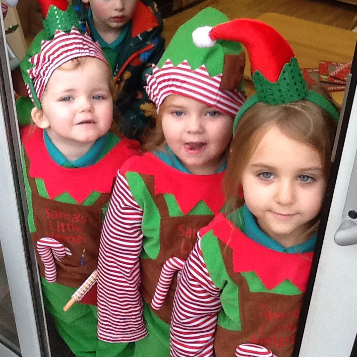 The Elves have arrived in Nursery