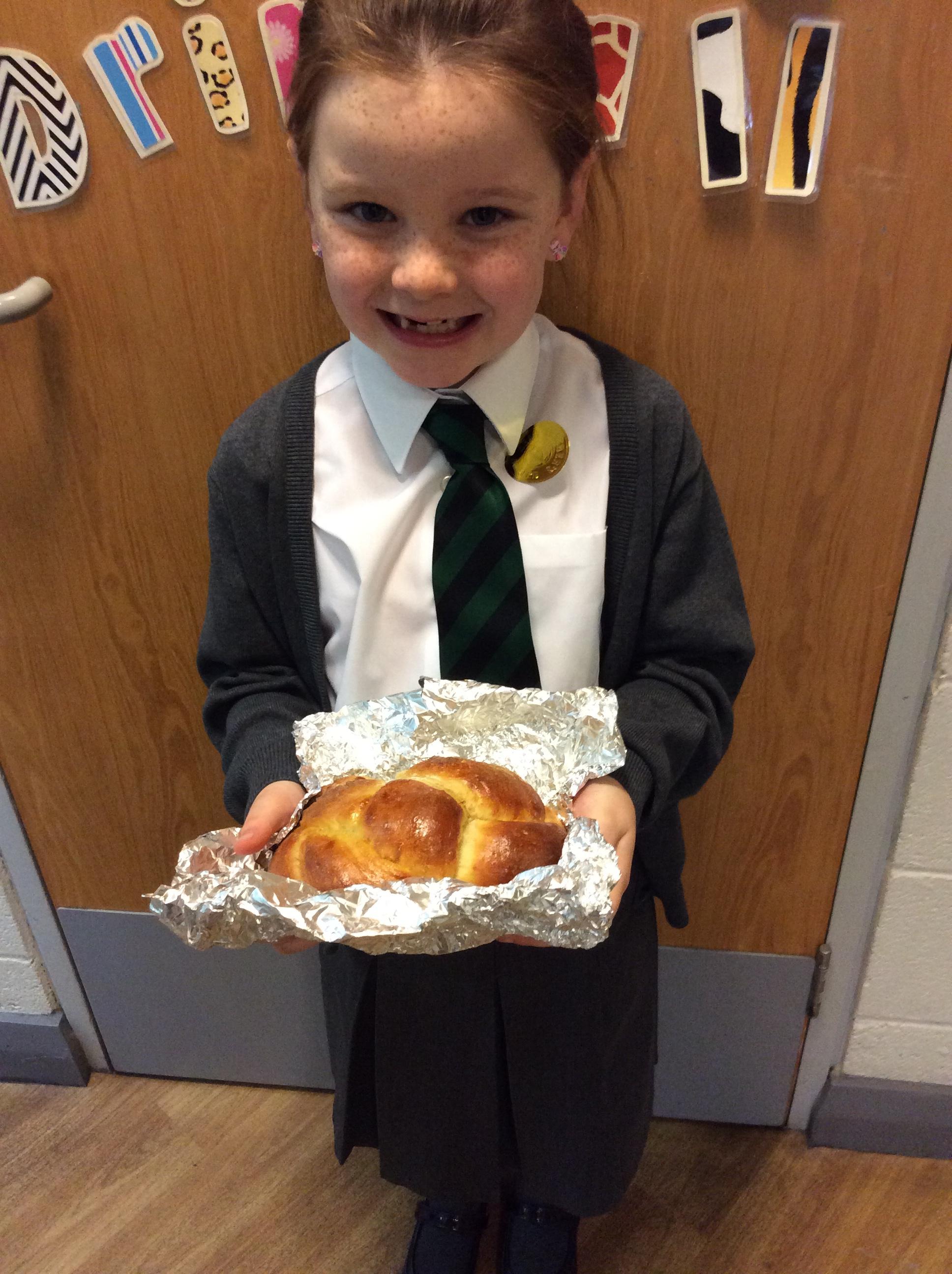 Challah Bread Baker