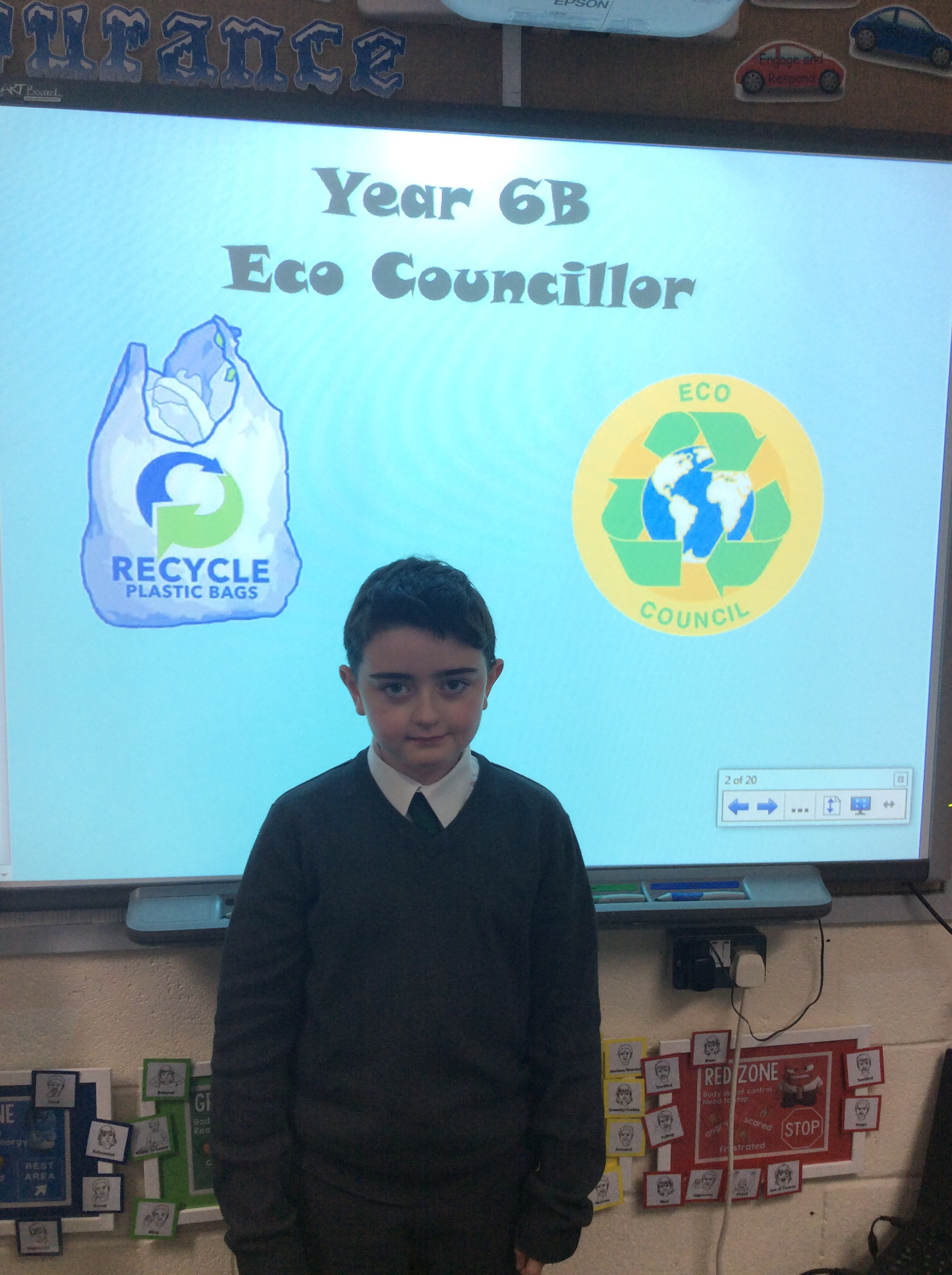 Our New Eco-Councillor