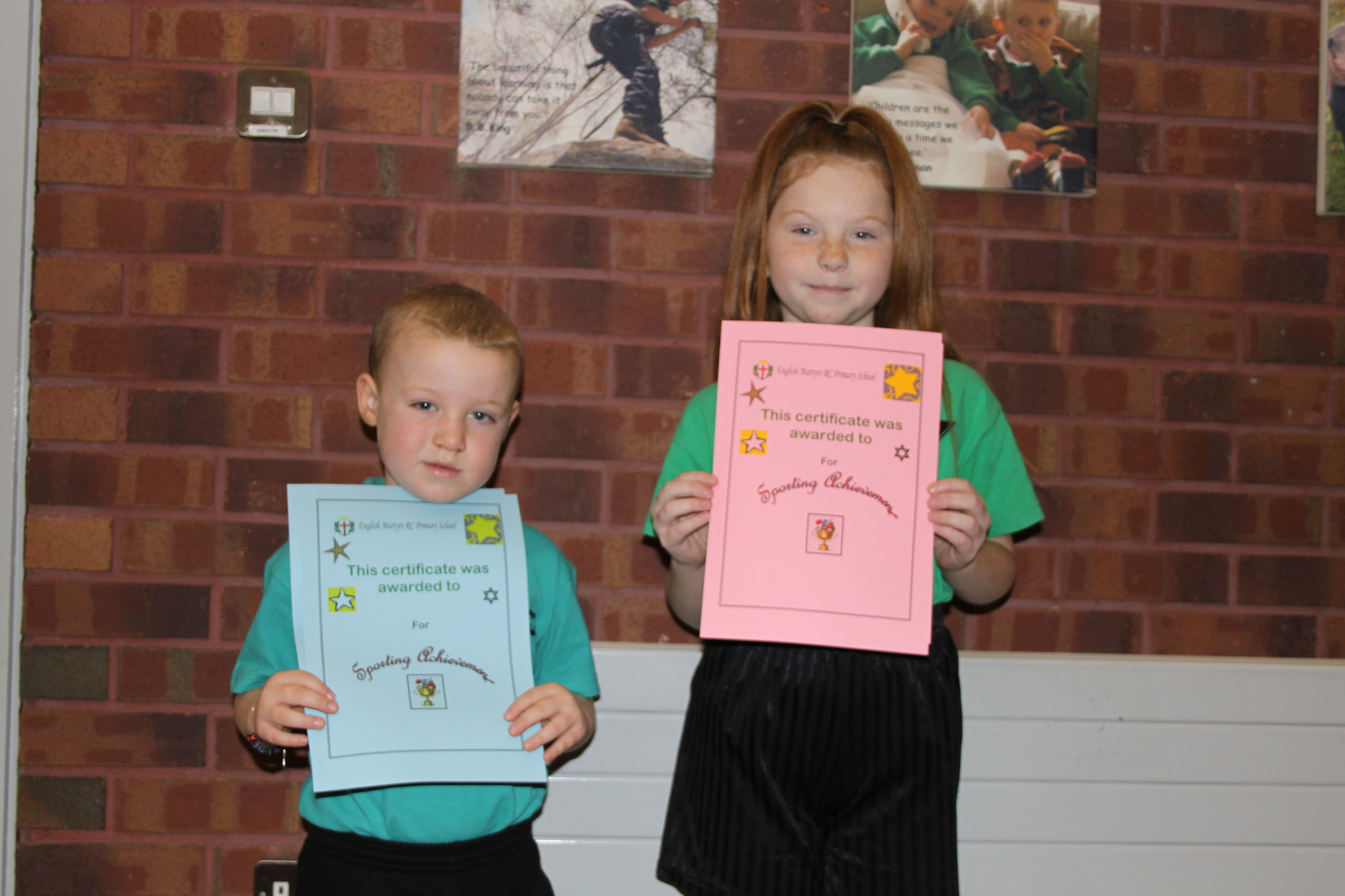Sports Star of the Week 30.11.18