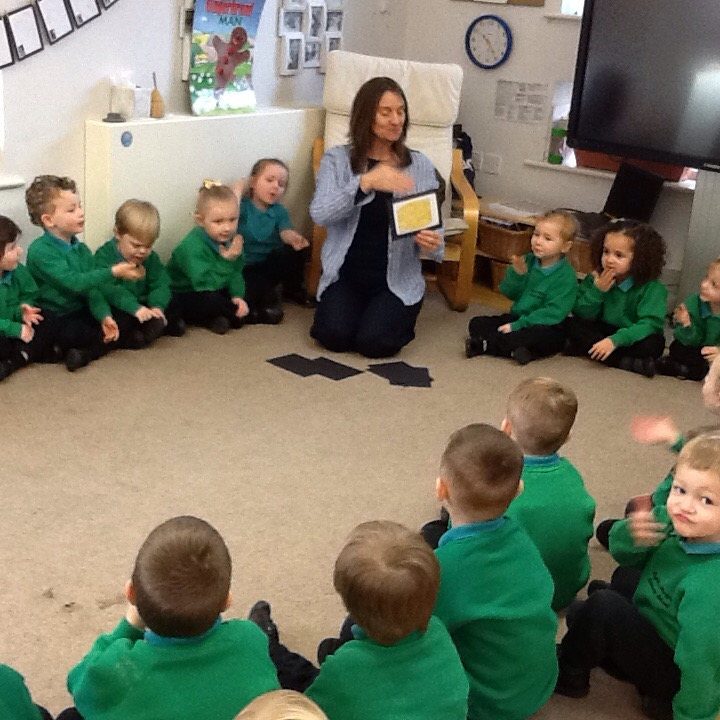 Spanish in Nursery