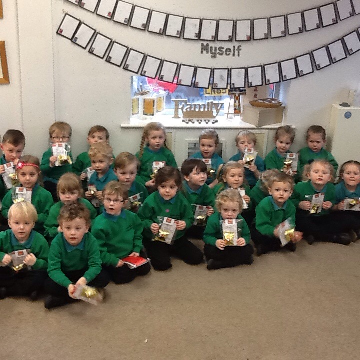 Chinese New Year in Nursery