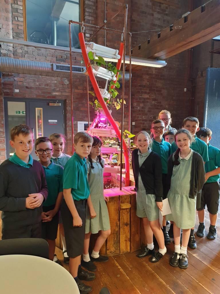 Our Visit to Liverpool Life Sciences UTC