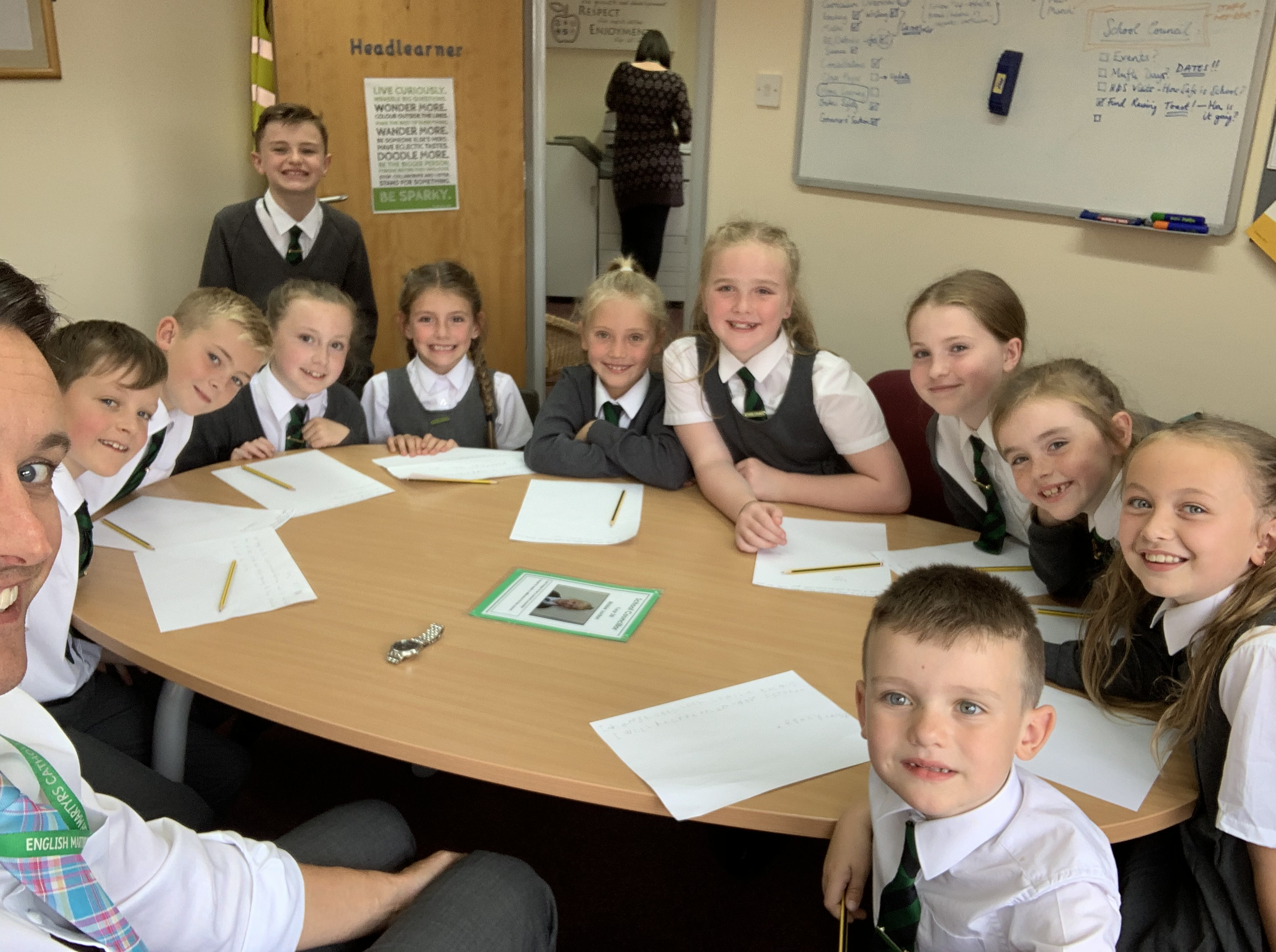 School Council 2019-2020