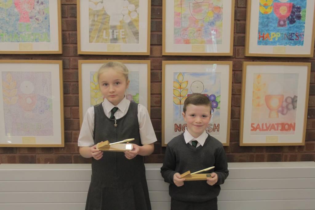 Golden Pen Award Winners 18.10.19