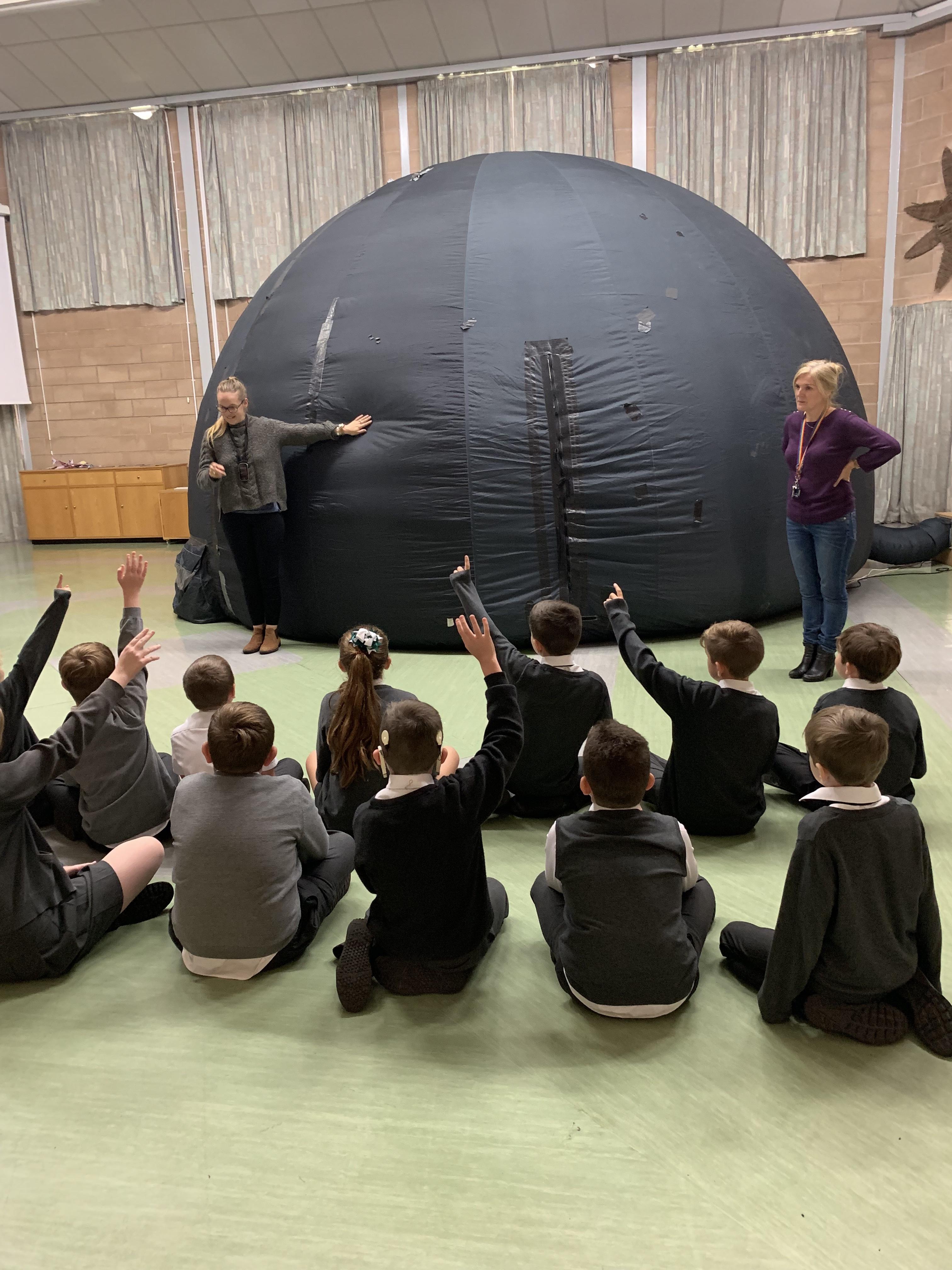Planetarium Visit