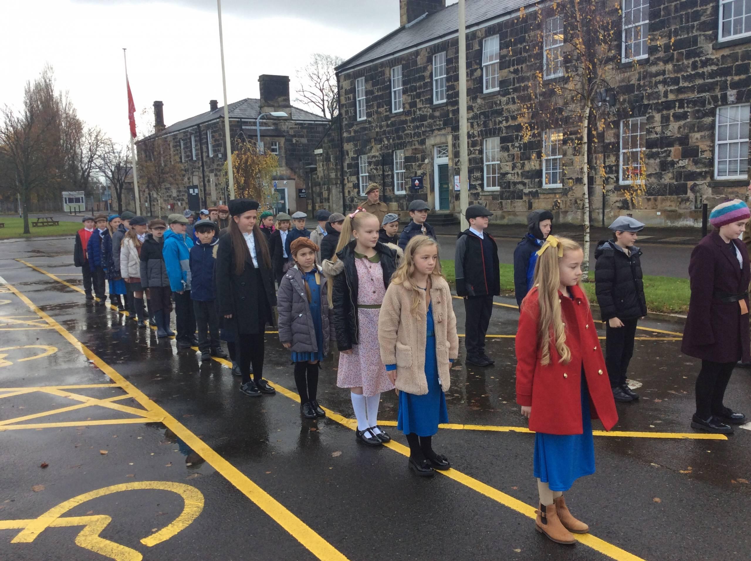 WW2 Trip to Lancashire Museum